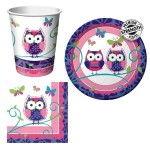 Adorable Owl Themed Party Pack
