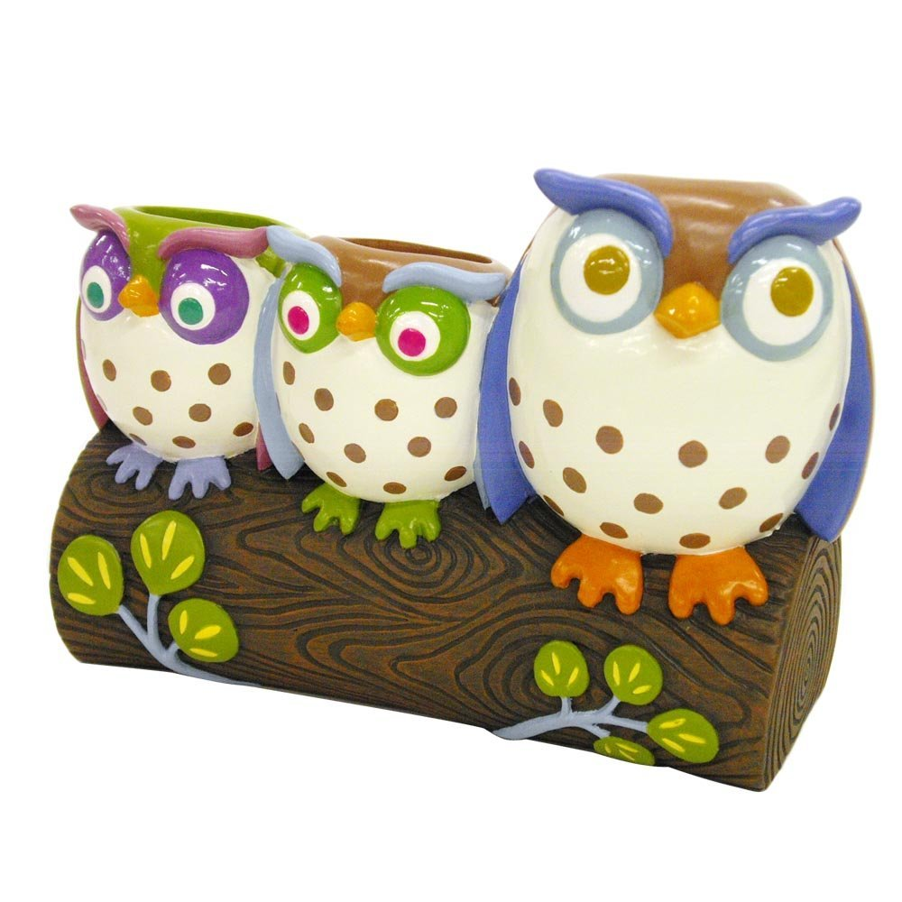 Cute Owl Toothbrush Holder For Kids Owl Delights