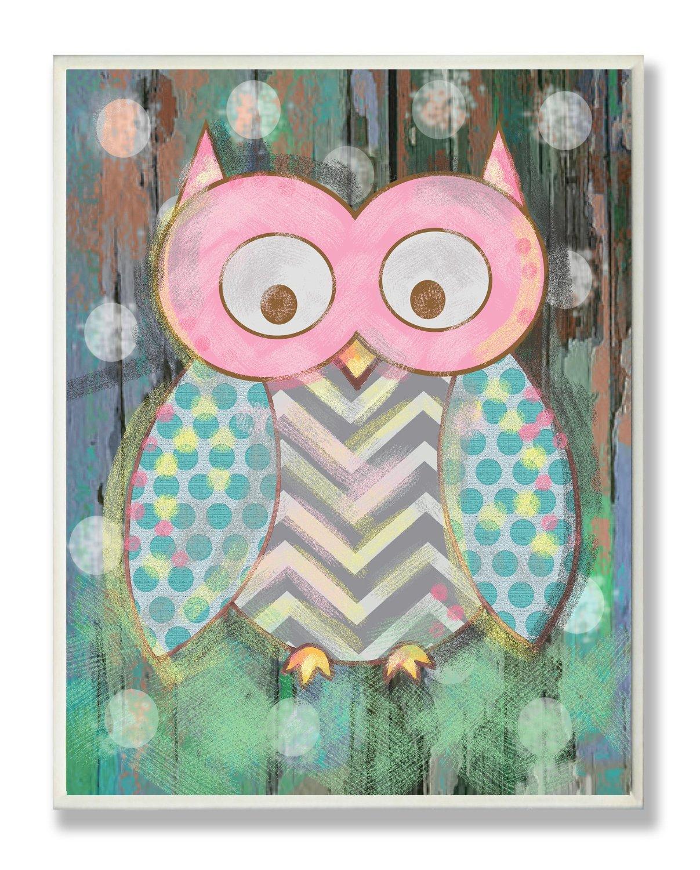 Cute Owl Print For Kids Bedroom Owl Delights
