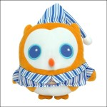 Kids Cuddly Owl Wake Up Clock
