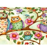 Magnetic Mail Box Cover for Owl Lovers