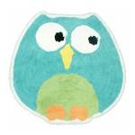 Owl Shape Rug for the Bathroom