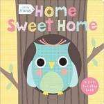 Sturdy Lift the Flap Owl Book