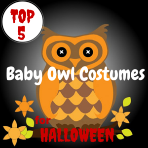 Top 5 Baby Owl Costumes for Halloween