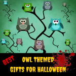 Best Owl Gifts for Halloween