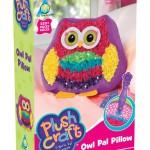 Fantastic Owl Pillow Craft Set for Kids