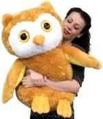 Huge Soft Owl Plush Toy