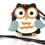 Mini Owl Crossbody Bag for Girls