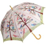 Quality Large Auto Open Owl Cane Umbrella